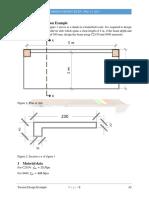 Modified Torsion Design