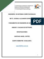 u5 Calidad de Software
