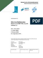 Surveilllance Report Wide Area Multilateration 200508