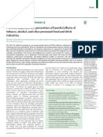 Profits and Pandemics (2013)
