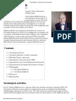 [Gilbert Durand] Mitos y Sociedades. Introducción a La Mitodología