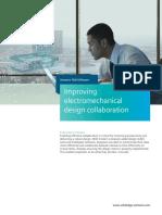 Siemens PLM Improving Electromechanical Design Collaboration Wp 71985 A7