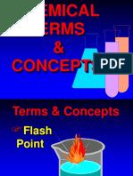 Chemical Terms Presentation