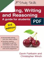 Reading writing reasoning