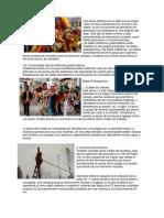 Danzas Folkloricas de Guatemala