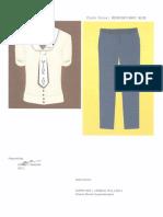 Proposed Senior High School Uniform for Students 1