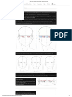 How to Draw Heads Female Portraits - Drawing in the Face