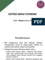 6. Sistem Saraf Otonom