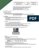 Math lesson plan for teaching demo