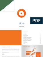 Auris Skye - User Guide En