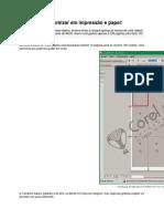 Dica Para Economizar Em Impressão e Configurar Papel
