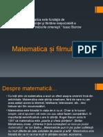 Matematica și filmul