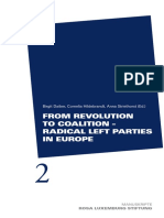 From Revolution to Coalition