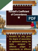 kendallcoefficientofconcordance-140424063739-phpapp01