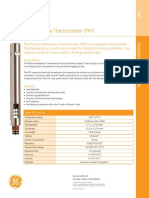 Prt Platinum Resistance Thermometer