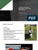 20190518 - LISBOA - WordCamp Lisboa