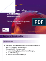 7 Sustainable Development Powerpoint
