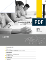 EY - Workshop SAP GRC Access Control - 32 Pg