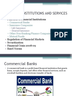 Financial Institutions and Services