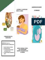 La Importancia de La Alimentacion Durante El Embarazo 1