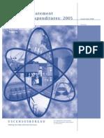 Pollution Abatement 2005