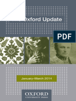 The Oxford Update January March 2014