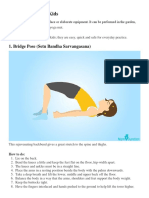 15 Yoga Poses for Kids