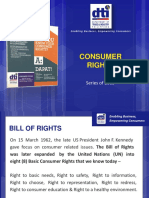 B.1 Consumer Rights