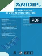 Libro - ANIDIP Vol I 2013 - TEMAS - Intervencion Criminal - CLH - Tribunales Ad Hoc- Analisis de Jurisprudencia -Etc.
