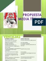 Presentación Media Técnica 26 Mayo