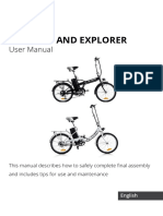 Dillenger ComfortExplorer Manual 2015