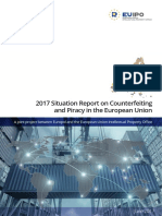 Counterfeiting and Piracy in the European Union