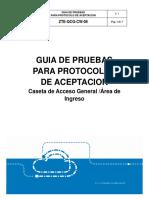 Protocolo Mantenimiento Tanques de Almacenamiento