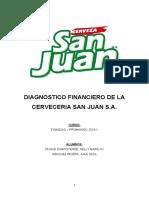 Diagnostico Financiero San Juan