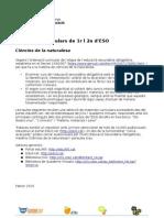 Projecte eduCAT1x1  - Recursos digitals edu356 - Ciències experimentals