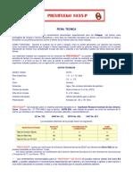 Ficha Tecnica Pfgo 1035 Palapa
