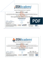 Truong Duy Hiep_HSSE Certificates