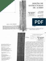 Diseño de Estructuras de Acero - Bresler