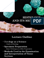01 Histology and Its Methods