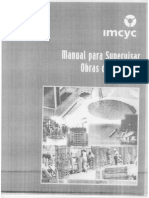 Manual Para Supervision Obras de Concreto
