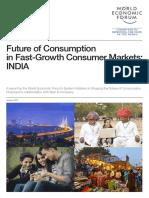 WEF Consumption