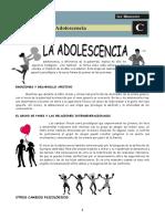 1RASEMANA -adolescencia