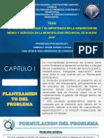 Modelo de Sustentacion - GESTION DE RIESGOS Y SU IMPORTANCIA EN LAS ADQUISICIONES DE BIENES Y SERVICIOS