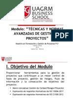 Perfil de Proyecto Televisivo