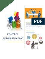 Control administrativo