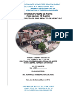 Peritaje Tecnico Casa Trigal Del Norte