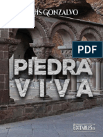 Piedra Viva- Luis Gonzalvo
