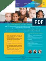 Kids Program 2019