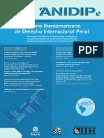 Libro -ANIDIP Volumen 5 2017 - TEMAS - Intervencion Criminal - Justicia Transicional - Analisis de Jurisprudencia.