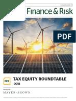 Tax equity credits